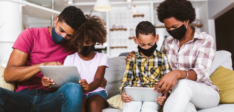 Hablando con los niños sobre el coronavirus 2019 (COVID-19)